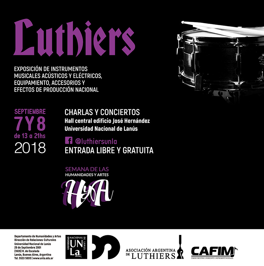 Expo Luthiers